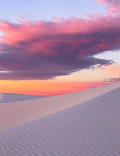 White Sands Dawn
